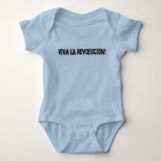 Viva La Revolucion Baby Bodysuit