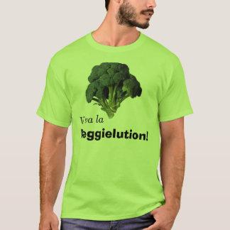 Viva la Veggielution! T-Shirt