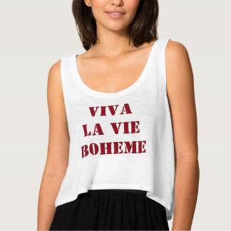 Viva La Vie Boheme Shirt