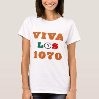Viva Los 1070 T-Shirt