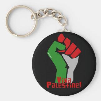 Viva Palestine Keychain