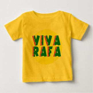 VIVA RAFA with Tennis Ball Baby T-Shirt