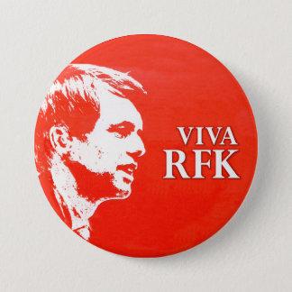 Viva RFK 3 Inch Round Button