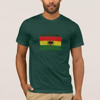 VIVA VAL VERDE: t-shirt of action (SMALLER ART)