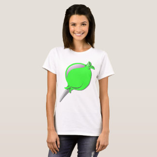 Vivacious Green Gossip Lolly T-Shirt