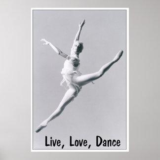 Vivant, amour, danse 2 poster