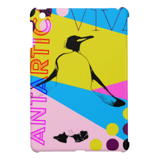 Vive Antartica Penguins Cover For The iPad Mini