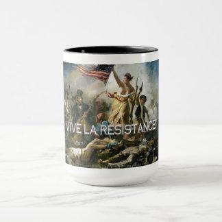 Vive la Resistance! Mug