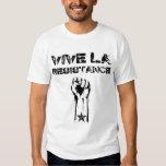 VIVE LA RESISTANCE T SHIRTS