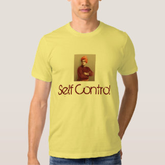 Vivekananda, Self Control Shirts
