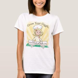 Vivi LeDish™ Giggle Grow Your Giggle™ T-Shirt