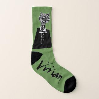 Vivian Stanshall Stinkfoot socks