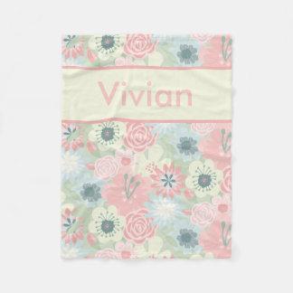 Vivian's Floral Blanket