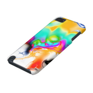 Vivid bright fractal 1 iPod touch 5G cover