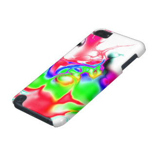 Vivid bright fractal 2 iPod touch 5G case