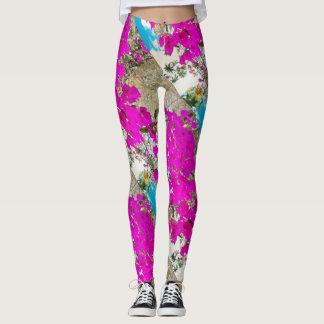 Vivid Colors Leggings