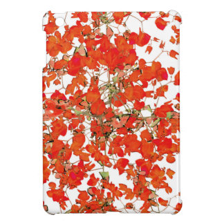 Vivid Floral Collage Pattern iPad Mini Case