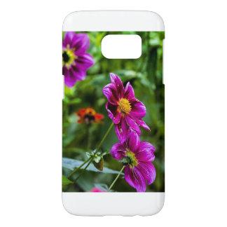 Vivid Flowers Samsung Galaxy S7 Case