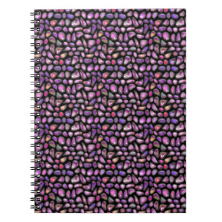 Vivid Gemstones Notebook