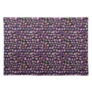 Vivid Gemstones Placemat