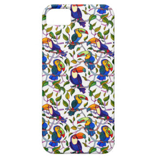 Vivid Jungle Toucan iPhone 5/5S Case