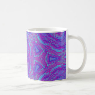 Vivid Kaleidoscope Coffee Mug