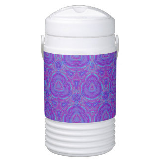 Vivid Kaleidoscope Drinks Cooler