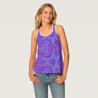 Vivid Kaleidoscope Tank Top