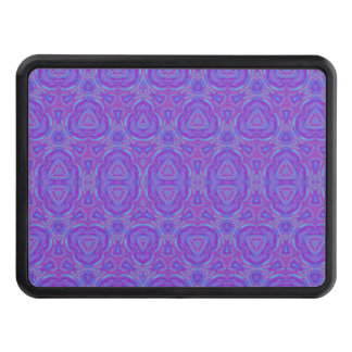 Vivid Kaleidoscope Trailer Hitch Cover