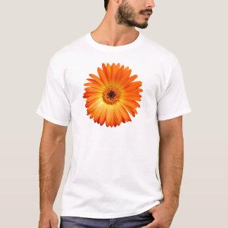 Vivid Orange and Yellow Gerbera Daisy T-Shirt