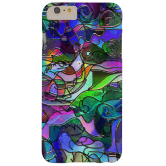 Vivid, Rich Colors: Like Stained Glass Barely There iPhone 6 Plus Case