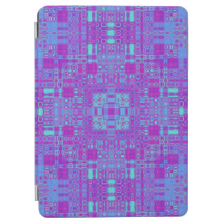 Vivid Squares iPad Air Cover