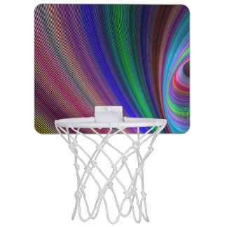 Vivid storm mini basketball hoop