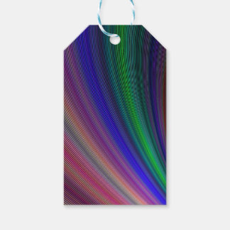 Vivid storm pack of gift tags