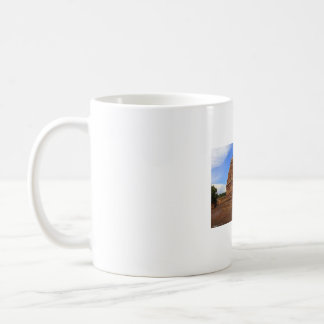 vivid the first second after waking up coffee mug