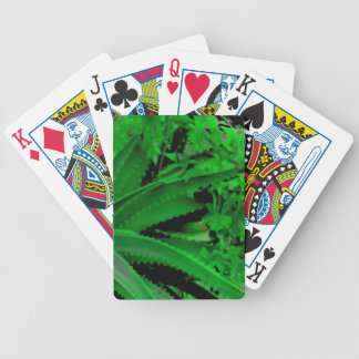 Vivid Tropical Design Bicycle Playing Cards