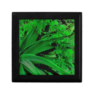 Vivid Tropical Design Gift Box