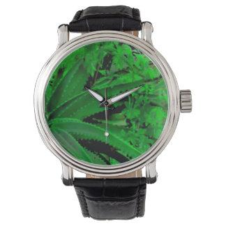 Vivid Tropical Design Watch