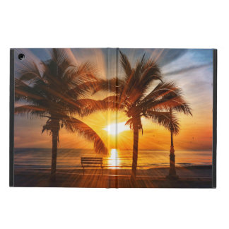 Vivid Tropical Sunset Cover For iPad Air