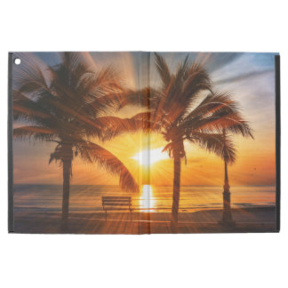"Vivid Tropical Sunset iPad Pro 12.9"" Case"