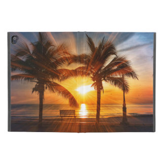 "Vivid Tropical Sunset iPad Pro 9.7"" Case"