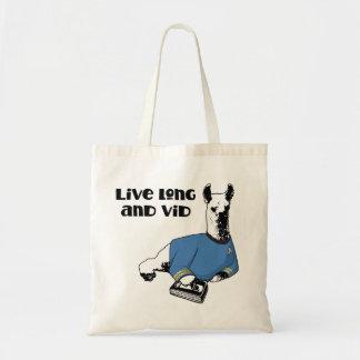 VividCon 2015 Llama Tote Bag