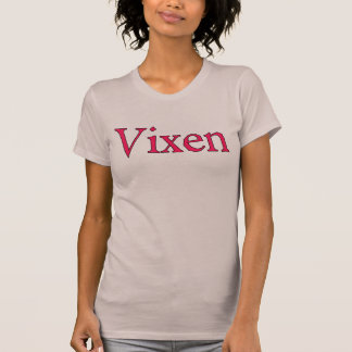 Vixen Purple Ladies Spaghetti Top (Fitted)