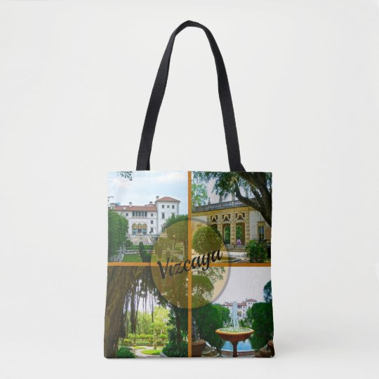 Vizcaya Museum and Botanical Garden Miami Florida Tote Bag