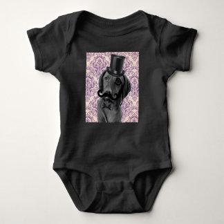 Vizsla Baby Baby Bodysuit