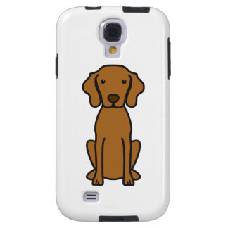 Vizsla Dog Cartoon