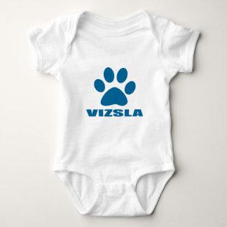 VIZSLA DOG DESIGNS BABY BODYSUIT