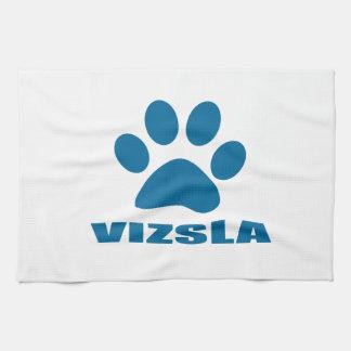 VIZSLA DOG DESIGNS KITCHEN TOWEL