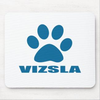 VIZSLA DOG DESIGNS MOUSE PAD