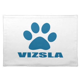 VIZSLA DOG DESIGNS PLACEMAT